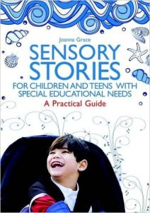 Book cover - Sensory Stories