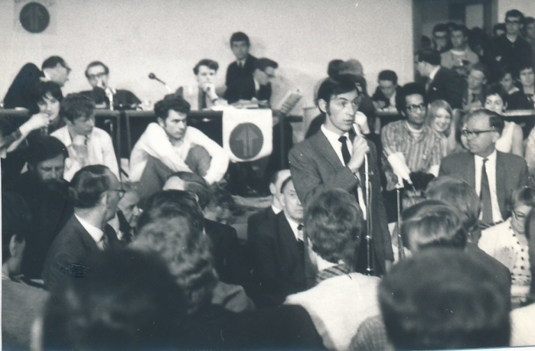 Hull University sit-in 1968 (4)