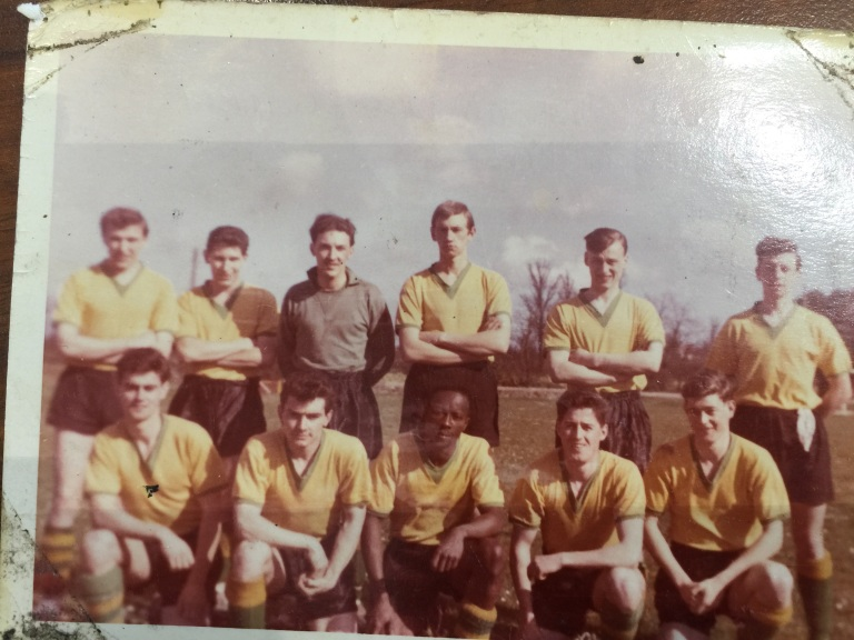 50s football team