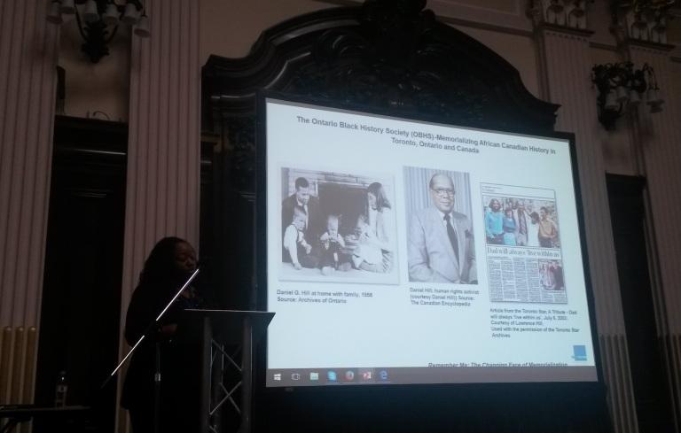 Channon's presentation
