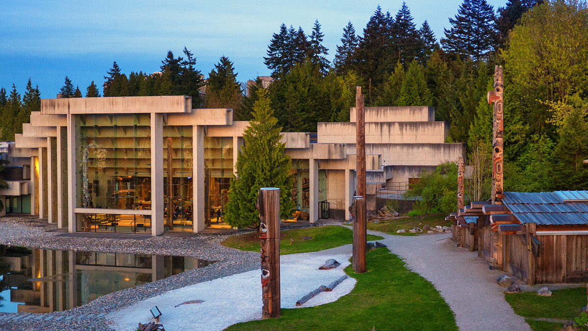 Photo by Hover Collective, courtesy of the Museum of Anthropology at UBC